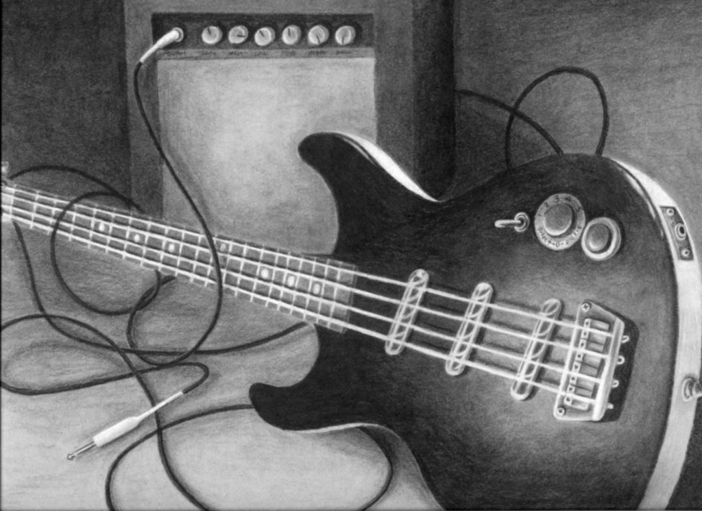 5 Differences Between A Bass Guitar And A Normal Guitar